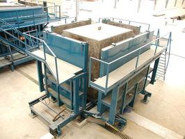 olmet, tecnocom, moldes para prefabricados hormigón